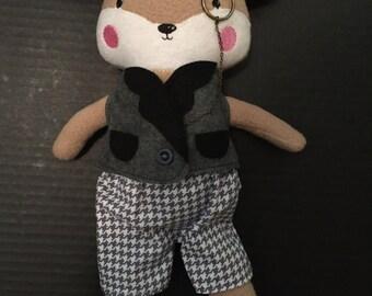 Mr Dapper Fox