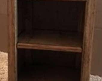 Small Bookcase/ Storage Cabinet