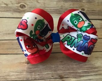 PJ Masks Boutique Hairbow