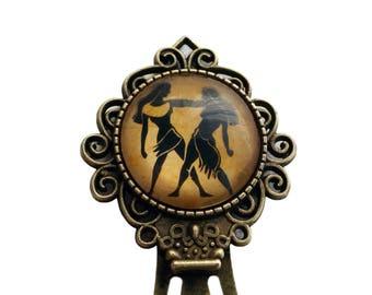 Zodiac Gemini Bookmark