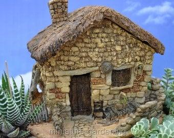 Frontier Fairy House for Miniature Garden, Fairy Garden