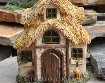 Cotswold Cottage for Miniature Garden, Fairy Garden
