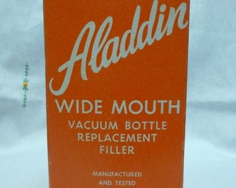 Aladdin Wide Mouth Thermos Replacement in Box