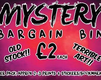 Mystery Print Pack