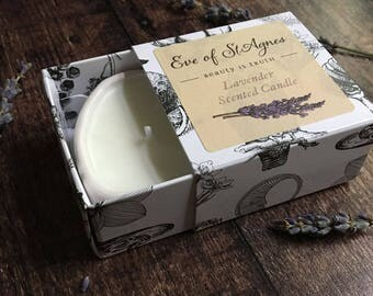 scented candle favor - wedding favor - wedding favour candle - boxed wedding favor - scented candle - natural candle - soy candle - candle