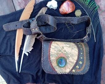 10% OFF Vegan pocket belt/ waist bag