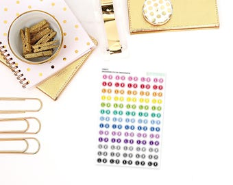 cntcts // Contact Case Planner Stickers - Perfect for any planner, calendar, etc!
