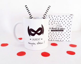 Personalized gift for a super Darling mug!