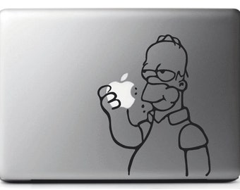Sticker decal for Mac Macbook Pro/Air, 11, 13 and 15 inches,