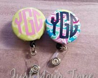 Personalized ID Badge Holder