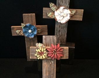 Pallet Wood Crosses,Wood Cross,Wooden Wall Cross,Decorative Crosses,Reclaimed Wood Crosses,Rustic Cross,Pallet Wood Cross,Unique Wall Cross