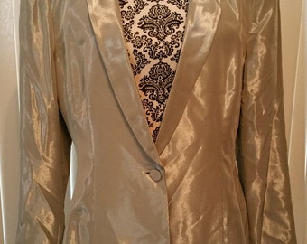 Giorgio Armani Metalic Jacket size L (42/36/44)