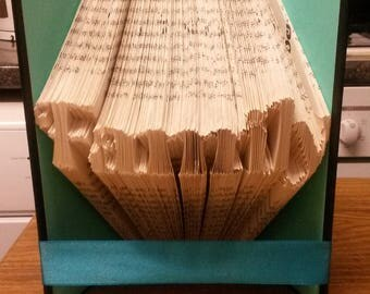 Family ... Folded Book Art