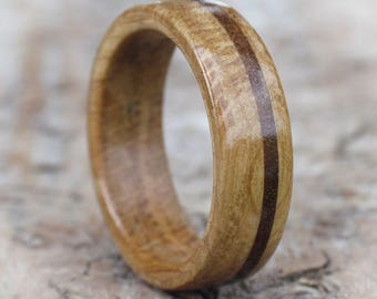 Caledonian Wood Ring