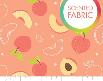 Camelot Fabric Scented Collection - Peachy Peach Pattern #2142201SC