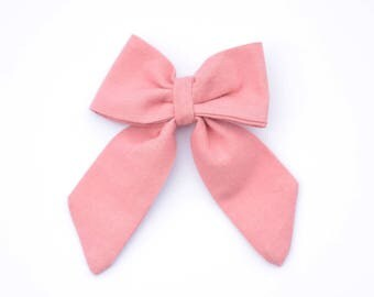 Peony Pink Bow