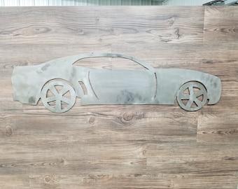 Chevy Camaro (Home Decor, Wall Art, Metal Art)