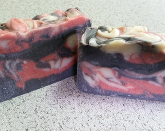 Midnight Pomegranate Soap