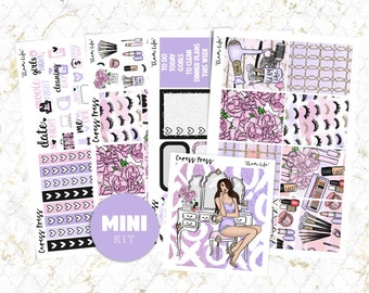 Glam Life Mini Kit | 100+ Stickers