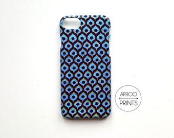 AFROOPRINTS. Phone case Wax African Prints XXXIV