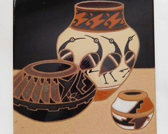 Hopi Ceramic Tile