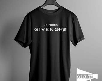 No FU*Ks Given(chy) Style Men's T-Shirt