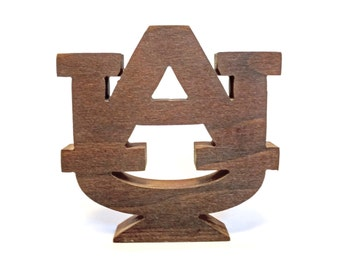 Auburn Tigers Display