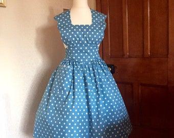 1950's Style Apron/ Vintage Style Apron/