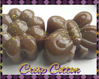 CRISP COTTON 3oz. Glycerin Flower/Bug Bars
