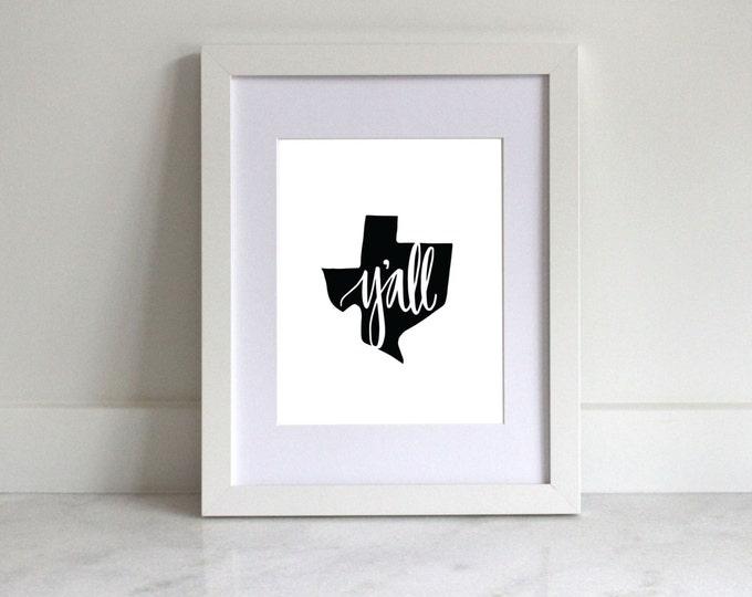 Home Printable | Ya'll