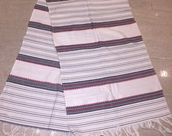 Ukrainian woven runner rushnyk