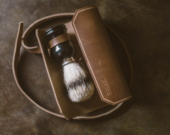 Shave Brush Case