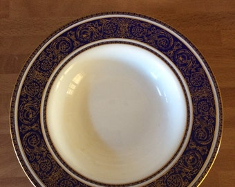 Royal Doulton Imperial Blue china Bowl-collectable -8 available