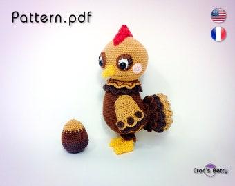 Pattern - Pipa the Hen