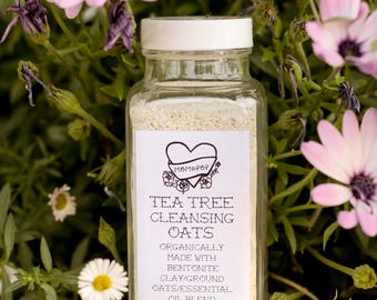 Tea Tree Cleansing Oats