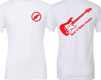 Rock 'n' Roller Coaster unisex t-shirt / Hollywood Studios shirt / Disney shirt / Aerosmith shirt