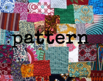 25 Samples of Bohemian Textiles & Trims / Ethnic Pattern Fabric Swatches / Lucky Dip / Boho Scrap Pack / Indian Motif Textiles / Boho Stash