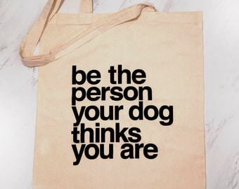 Dog Lovers' Tote