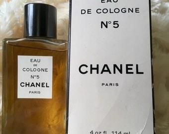 Chanel No5 EDC, 4fl ozs/112ml