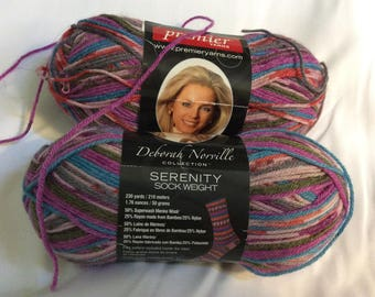 Serenity Sock Weight Yarn