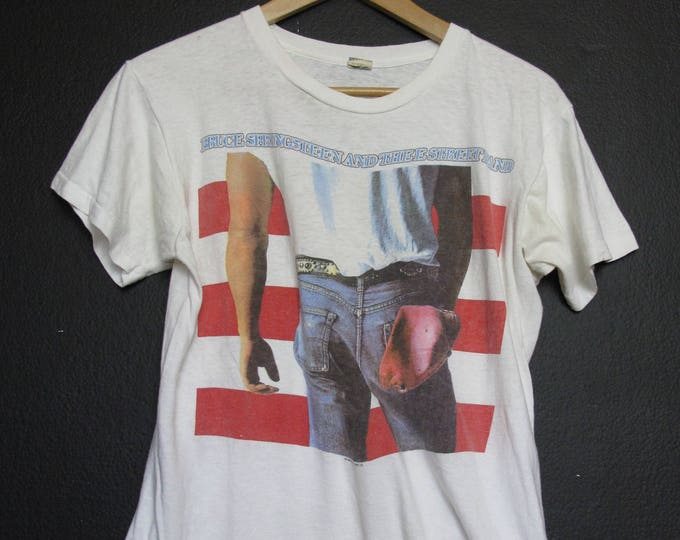 Bruce Springsteen Born in the USA Tour 1988-89 Vintage Tshirt