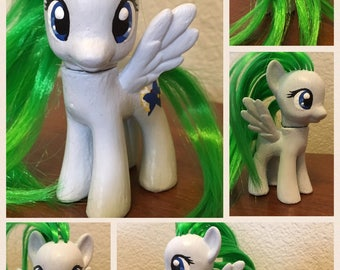 "My Little Pony G4 OOAK Custom 3"" Brushable Figure"