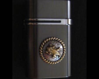 Horned Toad Desktop Lighter