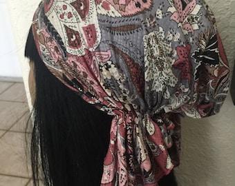 Head cover, Tichel , Jewish scarf,chemo scarf