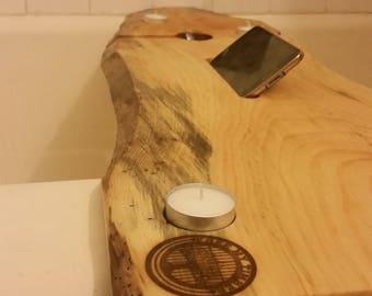 Custom Bathtub Caddy