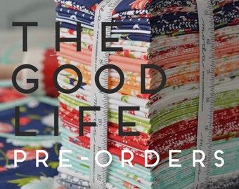 PRE-ORDER The Good Life- Bundles and precuts