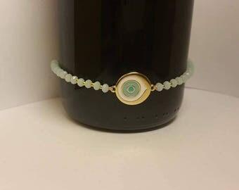 Cretan Eye Bracelet