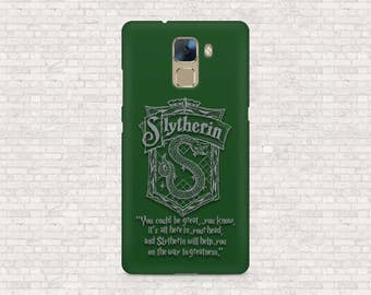 Harry Potter Slytherin phone case - Honor 7, Honor 8, Honor 6, iPhone 7, iPhone 6,OnePlus 3, OnePlus 3T, OnePlus X, Samsung Galaxy S7 case