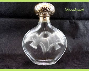 Bottle vintage empty air time to Nica Ricci made in France vintagefr France vintage perfume collection couture Paris