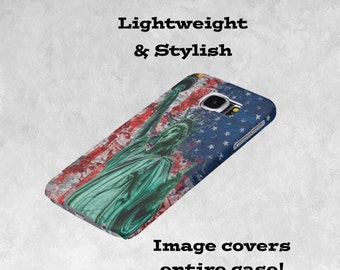 STATUE of LIBERTY Samsung Galaxy S Cellphone Case